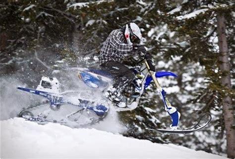 ダートバイクスノーキット(DIRT BIKE SNOW KIT)