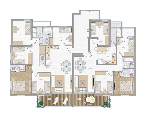 furniture floorplan top  view style  psd  model