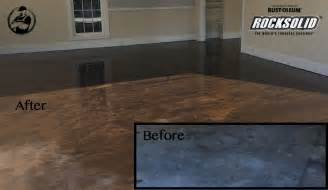 rocksolid garage floor coating 187 rogue engineer