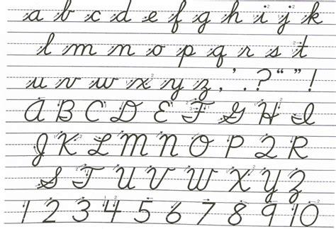 In Defense Of Keeping Cursive In The Classroom Pencilscom