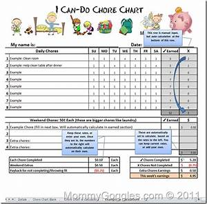 maybe i should go digitalmight have the added bonus of With allowance chart template