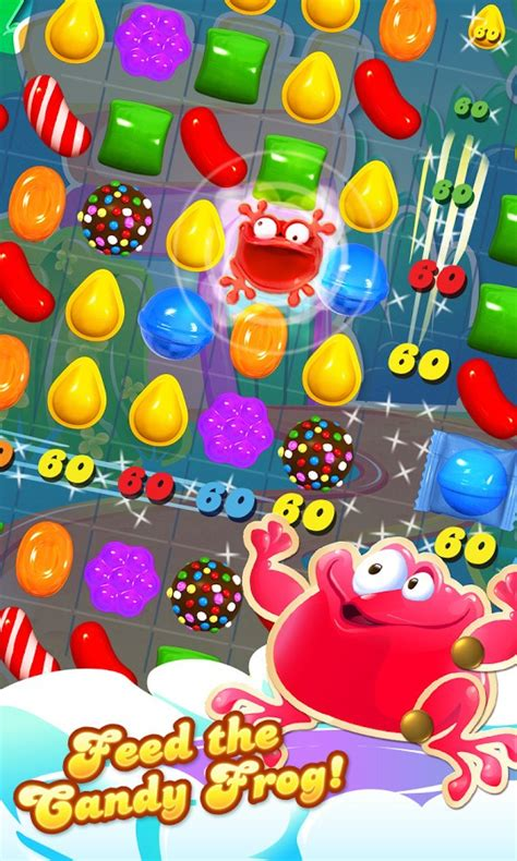 Candy Crush Saga For Windows Phone, Android And Ios
