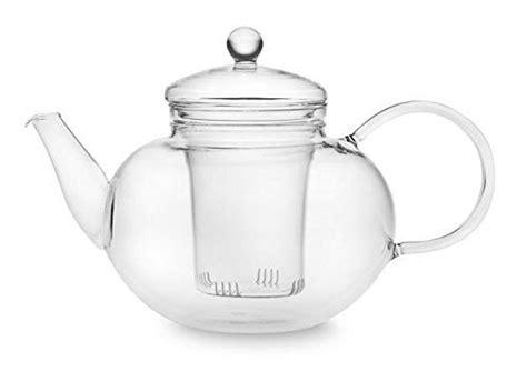 Uendure Tea Infuser Glass Teapot For Loose Leaf Tea, Tea