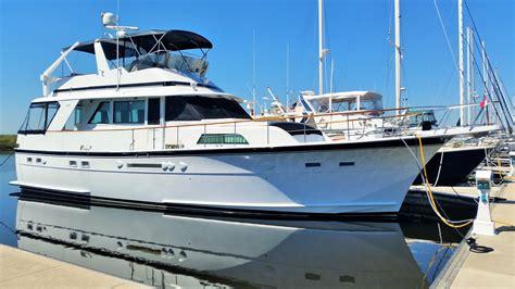 Boat Motor For Sale by 1987 Hatteras 53 Motor Yacht Power Boat For Sale Www