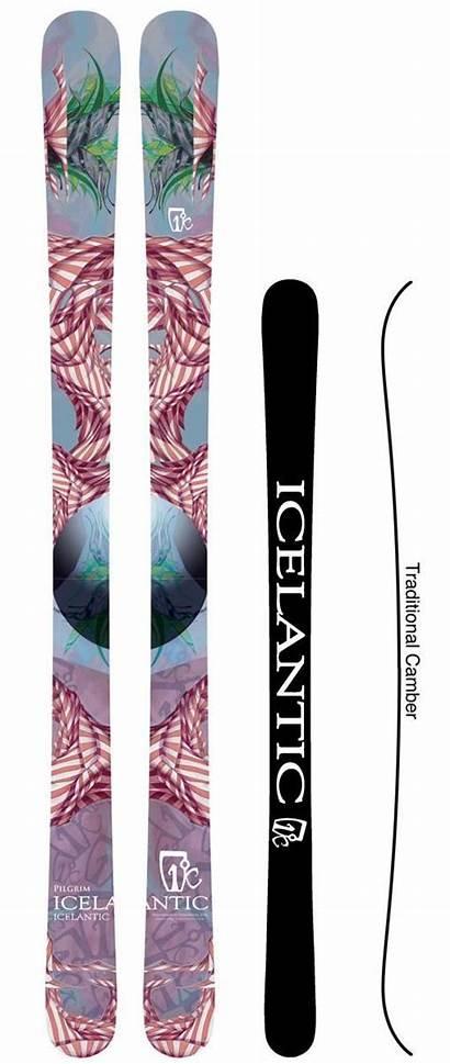 Icelanticskis Skiing