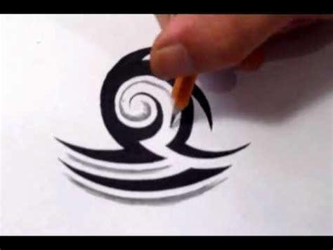 libra tattoos   draw  simple tribal star sign youtube