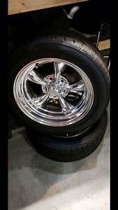 American racing wheels with toyo tires 16x9, 5x4.5 bolt pattern fits ford vehicles/ mustang ...