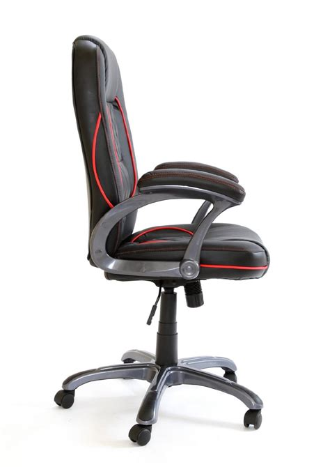 charles premium quality executive chair in black