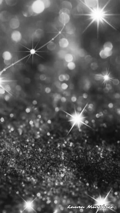 Glitter Sparkle Girly Sparkling Wallpapers Shimmer Phone