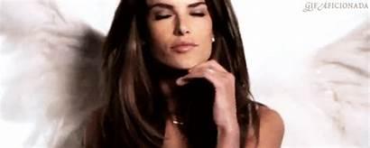 Alessandra Ambrosio Victoria Secret Angel Pink Face