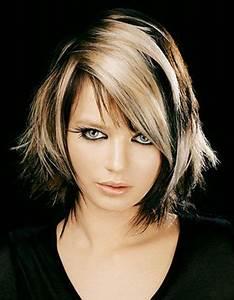 Coiffure Femme Mi Long : modeles de coiffures mi long femmes ~ Melissatoandfro.com Idées de Décoration