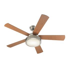 Harbour Ceiling Fan Manual by Harbor Poets Cove 52 In Brushed Nickel Downrod