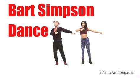 "90's Hip Hop Dance Moves ""tlcbart Simpson"" 52 Grooves (move 5 Of 52) @clubdanceking Youtube"