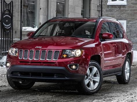 Jeep Compass V6 by Jeep Compass 2 4l Limited 4x4 2017