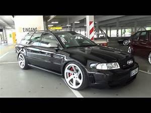 Audi Rs4 B5 Occasion : audi rs4 b5 avant 2 7 v6 biturbo brembo 3sdm 20 wheels youtube ~ Medecine-chirurgie-esthetiques.com Avis de Voitures