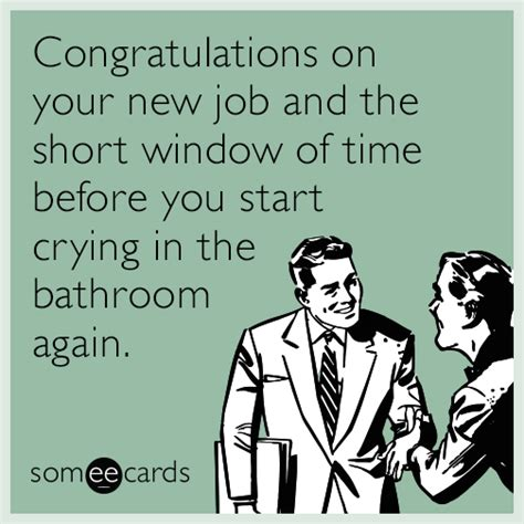 Your Ecards Memes - congratulations on spending a week updating your dating profile and ten minutes updating your