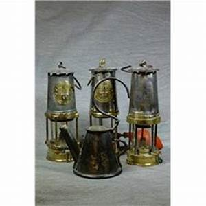 a miners safety lamp by the protector lamp and lighting With the protector lamp and lighting company