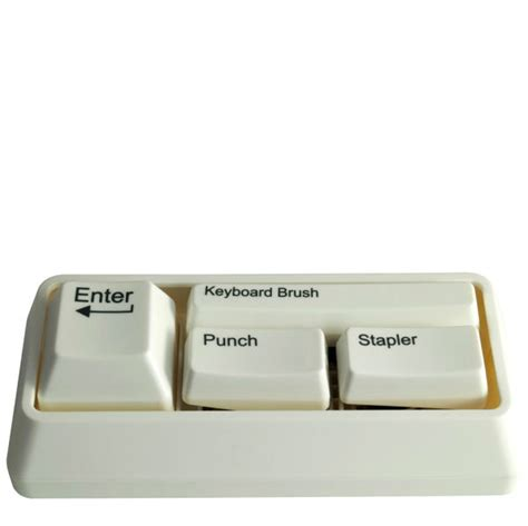 gifts for desk at work keyboard desk tidy white iwoot
