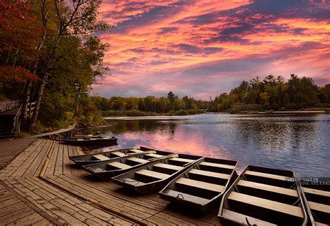 Tahquamenon River, Paradise, Michigan '15-color - Fine Art