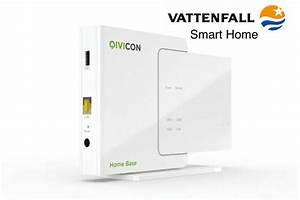 Smart Home Telekom : vattenfall smart home setzt auf qivicon der telekom ~ Lizthompson.info Haus und Dekorationen