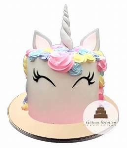 Gateau Anniversaire Petite Fille : un g teau d 39 anniversaire fille ~ Melissatoandfro.com Idées de Décoration