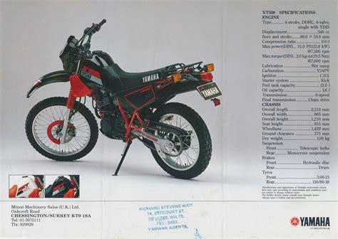 Dave's Bike Brochures