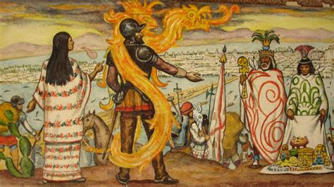 The Controversial Role Of La Malinche In The Fall Of The