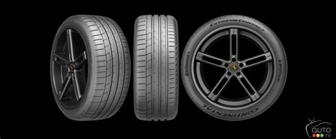 best tyres for sports cars continental introduces extremecontact sport tire car