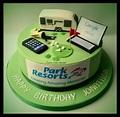 Caravan cake   Caravan cake, Cake, Birthday