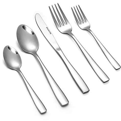 flatware everyday list eslite stainless sets steel piece service updated