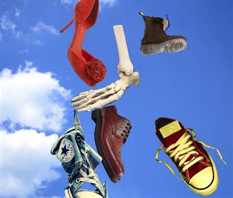 waiting    shoe  drop