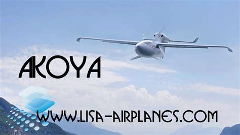 Lisa Akoya Amphibious Two Seat Aircraft From Lisa