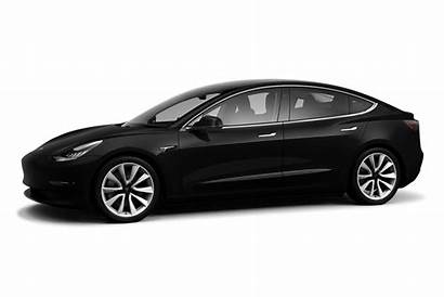 Tesla Performance Range Solid Paint Deutschland Svart