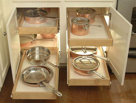 kitchen cabinet blind corner solutions shelfgenie blind corner cabinet solution clever storage