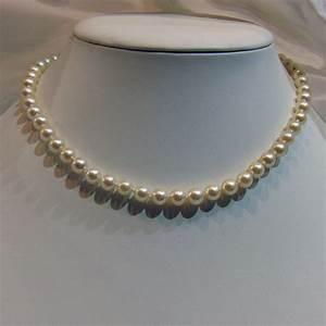 Bijoux classiques d39occasion collier perles de culture for Bijoux perle de culture