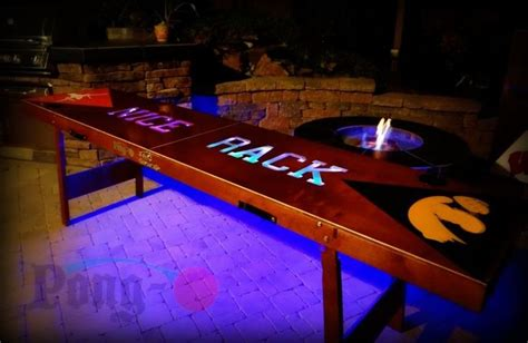 images  beer pong table ideas  pinterest