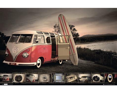 vw bulli deko deko panel volkswagen bulli t1 bunt 60 x 90 cm bei hornbach kaufen