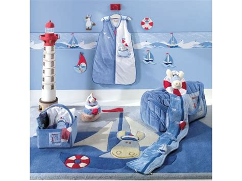 deco chambre marin deco chambre bebe theme marin visuel 6