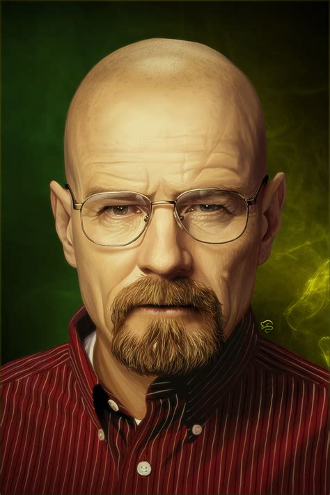 Walter White [Br]eaking [Ba]d by TovMauzer on DeviantArt