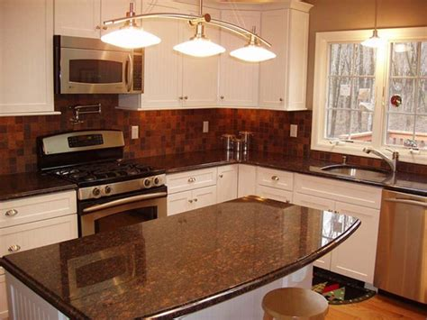 Brown Granite Countertops brown granite countertops pictures cost pros and cons
