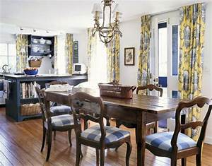 French country style dining room decorating ideas for Country dining room decor