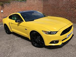 Used 2018 Yellow Ford Mustang for sale | PistonHeads UK