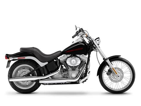 Buy 2007 Harley-davidson Fxst Softail Standard Cruiser On