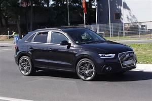 Audi Q3 Noir : audi q3 history photos on better parts ltd ~ Gottalentnigeria.com Avis de Voitures