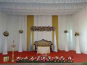 Krishna Decorations: Kalyana Mandapam