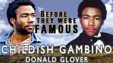 Childish Gambino Before They Were Famous Donald Glover