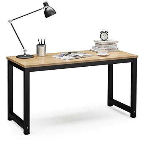 desk 55 inches wide tribesigns computer desk 55 inch desk best price