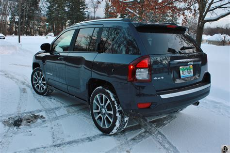 Used 2014 Jeep Compass Pricing & Features