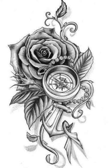 49+ Trendy Tattoo Thigh Rose Lost #tattoo   Watch tattoos, Rose tattoos, Forearm tattoos