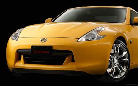 Nissan 370z Stylish Package Wallpaper
